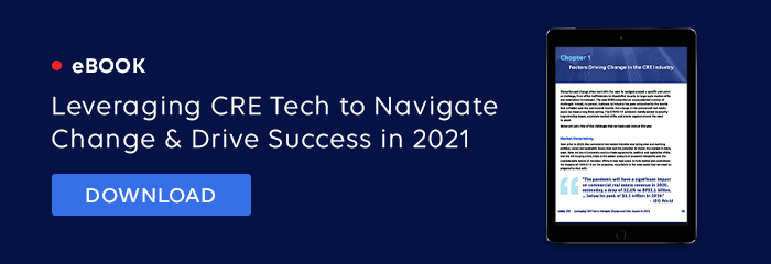 Leveraging CRE Tech to Navigate Change & Drive Success in 2021 CTA Download
